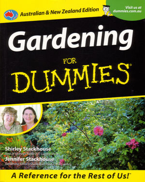 Gardening For Dummies, Australian and New Zealand Edition