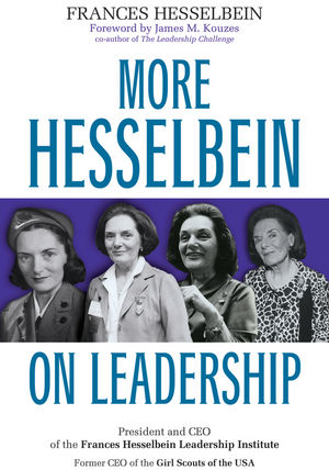 More Hesselbein on Leadership (1118592816) cover image