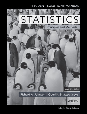 Statistics 7e Student Solutions Manual