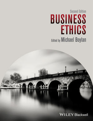 Business Ethics, 2nd Edition (1118658116) cover image