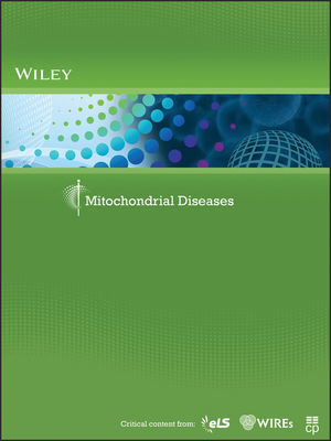 Mitochondrial Diseases (1118734416) cover image