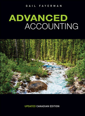 Advanced Accounting, Updated Canadian Edition