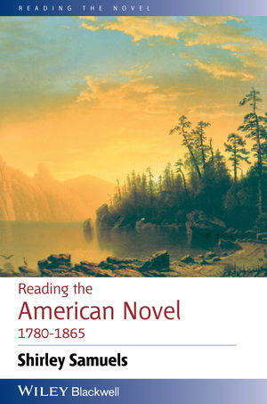 Reading the American Novel 1780 - 1865 (1118779916) cover image