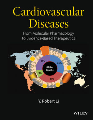 Cardiovascular Diseases: From Molecular Pharmacology to Evidence-Based Therapeutics (1118889916) cover image