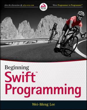 Beginning Swift Programming (1119009316) cover image