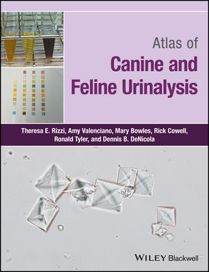 Atlas of Canine and Feline Urinalysis (1119110416) cover image
