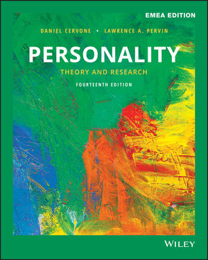Personality: Theory and Research, 14th Edition, EMEA Edition