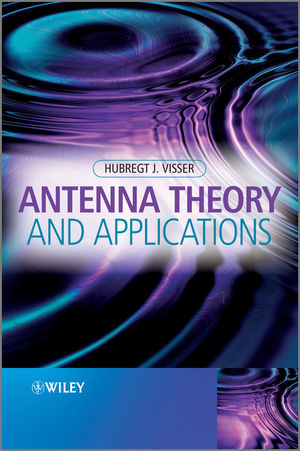 Antenna Theory and Applications (1119945216) cover image
