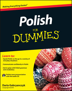 Polish For Dummies (1119951216) cover image