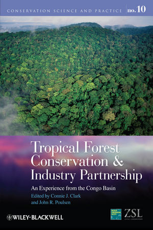 Tropical Forest Conservation and Industry Partnership: An Experience from the Congo Basin (1119968216) cover image