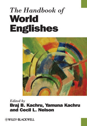 The Handbook of World Englishes (1405188316) cover image