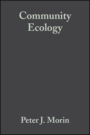 Community Ecology (1444312316) cover image