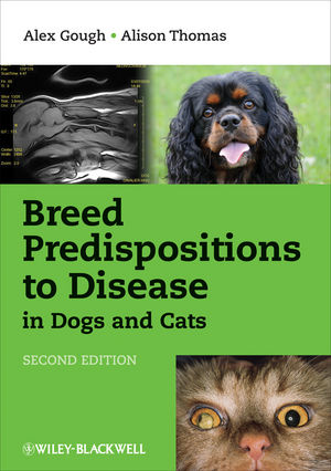Breed Predispositions to Disease in Dogs and Cats, 2nd Edition (1444359916) cover image