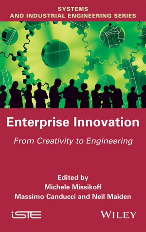 Enterprise Innovation: From Creativity to Engineering (1848218516) cover image