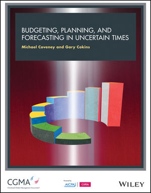 Budgeting, Forecasting and Planning In Uncertain Times (1940235316) cover image