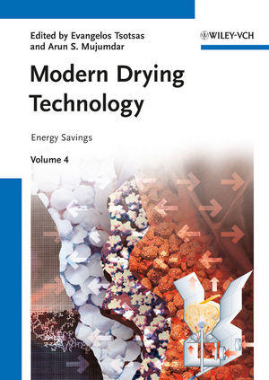 Modern Drying Technology, Volume 4: Energy Savings (3527644016) cover image
