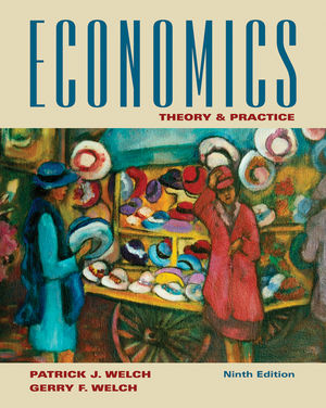 Economics: Theory and Practice, 9th Edition (EHEP000316) cover image