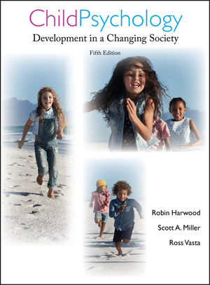 Child Psychology: Development in a Changing Society, 5th Edition (EHEP000616) cover image