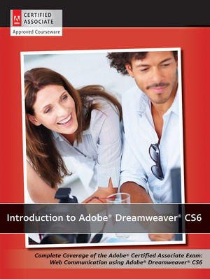 Introduction to Adobe Dreamweaver CS6 with ACA Certification (EHEP002416) cover image