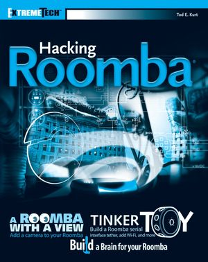 Hacking Roomba: ExtremeTech (0470072717) cover image