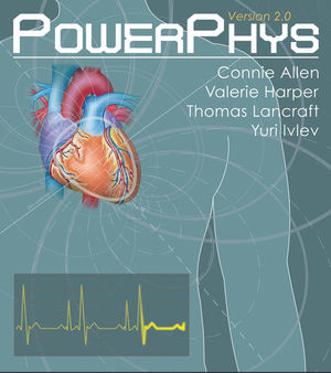 PowerPhys Online 2.0 (0470138017) cover image