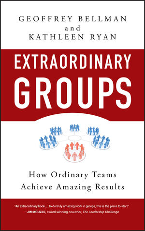 Extraordinary Groups: How Ordinary Teams Achieve Amazing Results (0470404817) cover image