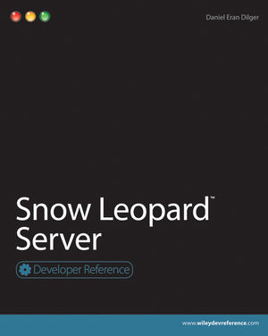 Book Cover Image for Snow Leopard Server