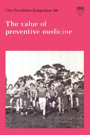 The Value of Preventive Medicine