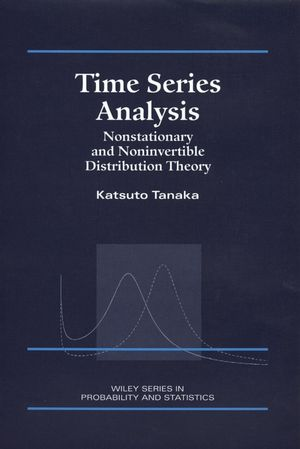Time Series Analysis: Nonstationary and Noninvertible Distribution Theory (0471141917) cover image