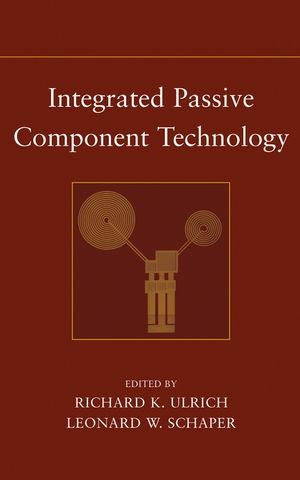 Integrated Passive Component Technology (0471244317) cover image
