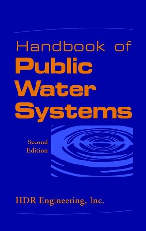 Handbook of Public Water Systems, 2nd Edition (0471292117) cover image