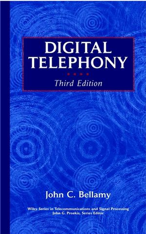Digital Telephony, 3rd Edition (0471345717) cover image