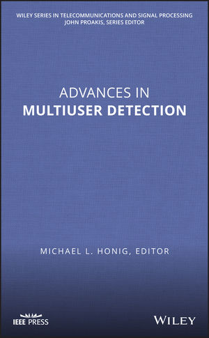 Advances in Multiuser Detection (0471779717) cover image