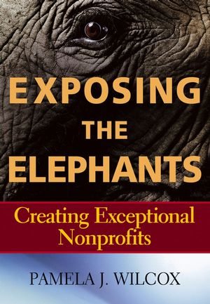 Exposing the Elephants: Creating Exceptional Nonprofits (0471792217) cover image