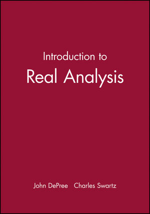 Introduction to Real Analysis (0471853917) cover image