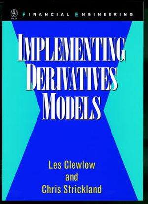 Implementing Derivative Models (0471966517) cover image