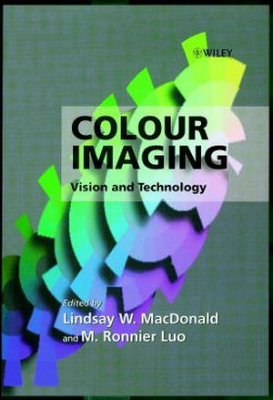 Colour Imaging: Vision and Technology (0471985317) cover image