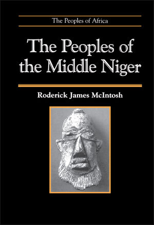 The Peoples of the Middle Niger: The Island of Gold (0631173617) cover image