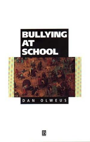 Bullying at School: What We Know and What We Can Do (0631192417) cover image