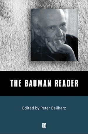 The Bauman Reader (0631214917) cover image