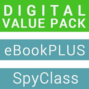 Maths Quest 8 For The Australian Curriculum Edition 2E eBookPLUS + Spyclass Maths Quest 8 Value Pack