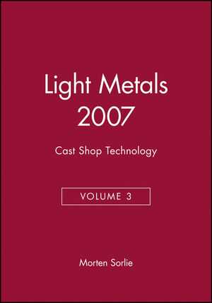 Light Metals 2007, Volume 4, Electrode Technology