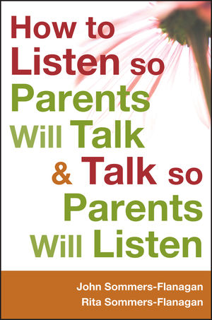 How to Listen so Parents Will Talk and Talk so Parents Will Listen (1118068017) cover image