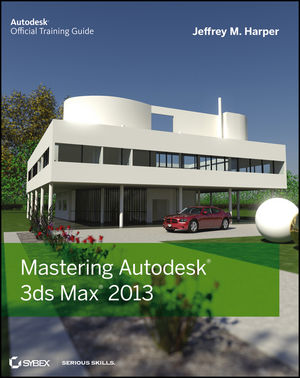 Mastering Autodesk 3ds Max 2013 (1118129717) cover image
