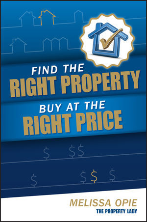 Find the Right Property, Buy at the Right Price (1118204417) cover image
