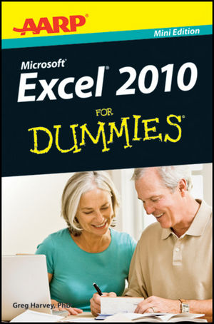 AARP Excel 2010 For Dummies, Mini Edition