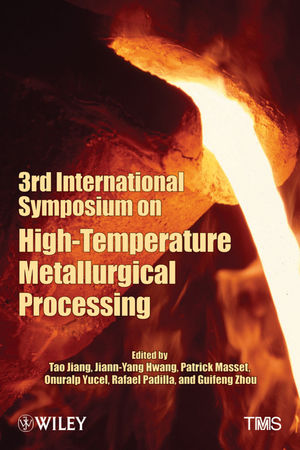 3rd International Symposium on High Temperature Metallurgical Processing (1118291417) cover image