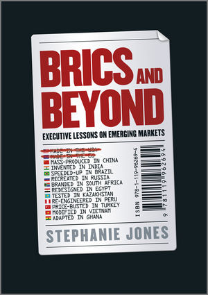 BRICs and Beyond: Lessons on Emerging Markets (1118351517) cover image