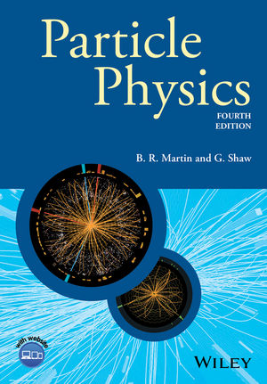 Particle Physics, 4th Edition (1118912217) cover image
