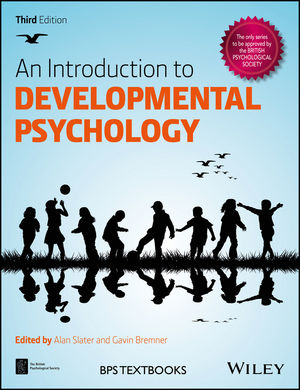 An Introduction to Developmental Psychology, 3rd Edition (1119025117) cover image